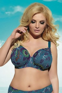 Krisline Malavi bra bathing soft
