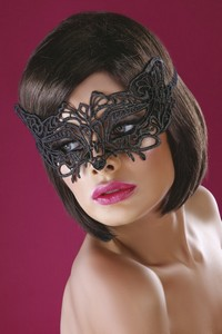 Livia Corsetti Mask black model 13 lc 13013 maska